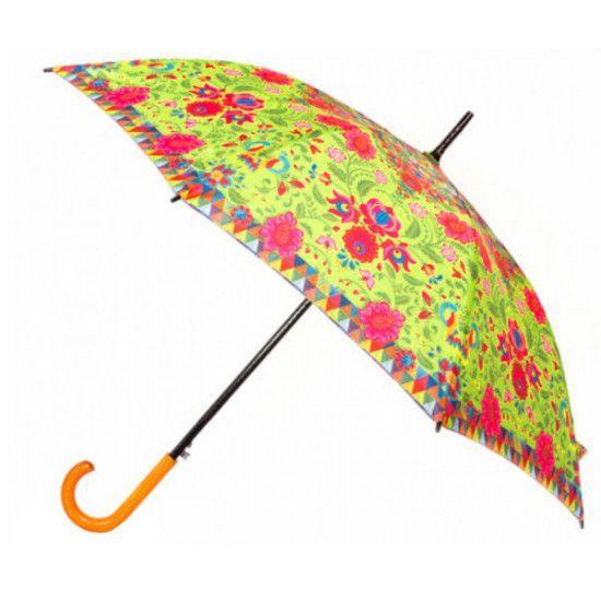 Umbrella Folk Embroidery