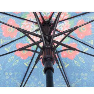 Umbrella lady of Shanghai