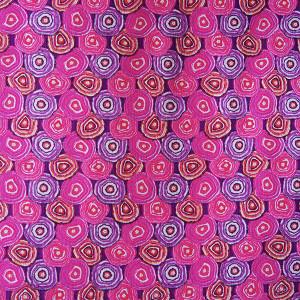 Coton Mini Géodes rose