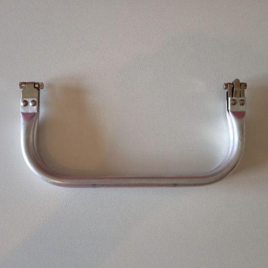Fermoir tubulaire clic-clac