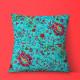 Velvet Florapolis Turquoise