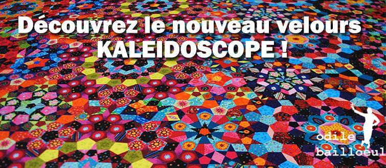 velours kaléidoscope