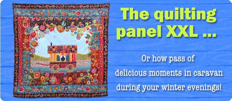 quilting panel